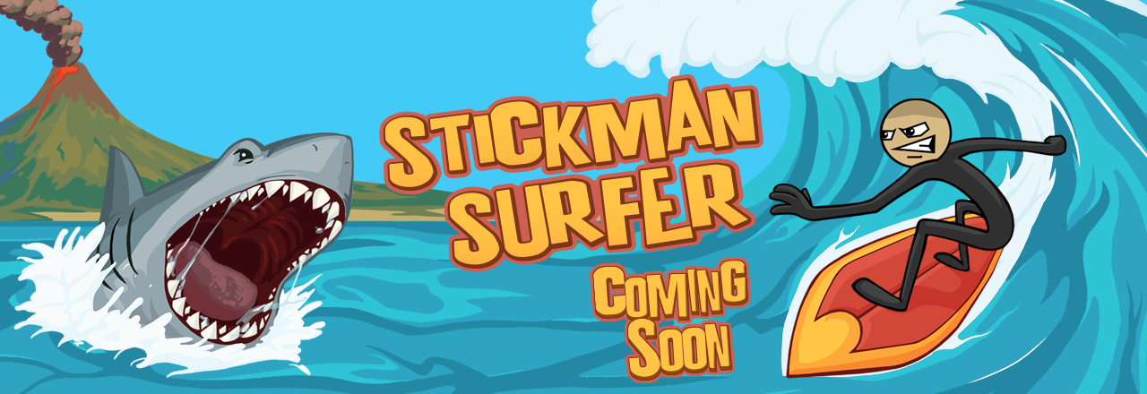 Stickman Surfer - Coming Soon