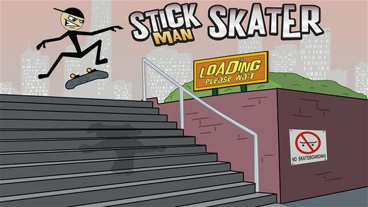 Stickman Skater trailer
