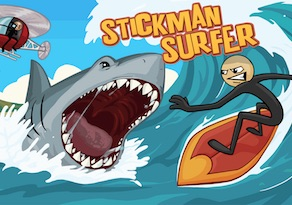 Stickman Surfer – Coming Soon!